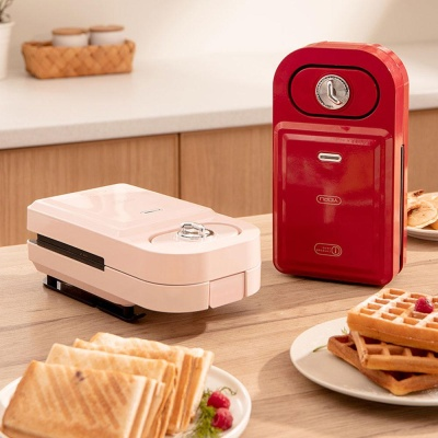 2in1 샌드위치 와플 크로플 붕어빵 토스트기 분리형 와플 메이커