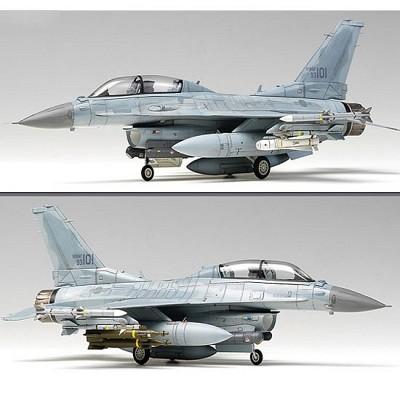한국형 전투기 KF-16D 1/48 프라모델 아카데미과학 파이팅팰콘 비행기모형 조립키트