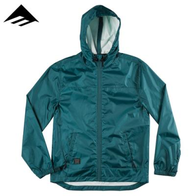 [EMERICA] STANWOOD WINBREAKER JACKET (Dark Teal)