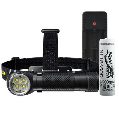 LED 헤드랜턴 세트 HC35-1V 충전기 충전배터리 포함