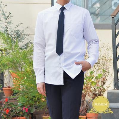[빅사이즈] 프리미엄 남성 셔츠 (컬러체크) ~6XL