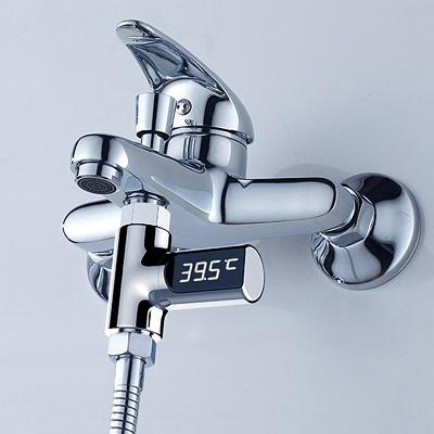 목욕물측정 디지털 LED 물온도계