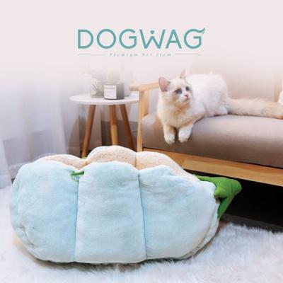 도그웨그 완두콩 숨숨집 고양이 강아지 하우스