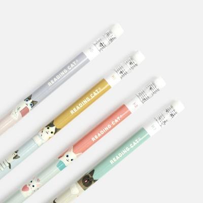 리딩펫 지우개 연필 4종 패키지