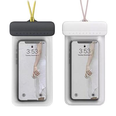 스마트폰 방수팩 물놀이 수중터치 이중잠금방수팩