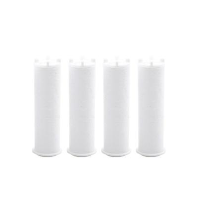은나노 항균 필터 샤워기 전용필터 4개 (LCHS002전용)