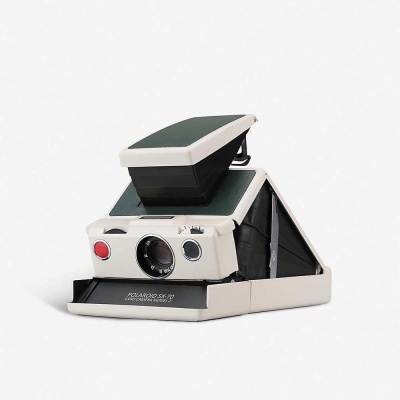 폴라로이드 SX-70 White-Pino Edition