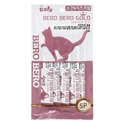 고양이 간식 소간 치즈크림 10g 5개입