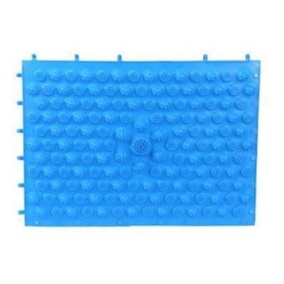 지압발판 욕실 조립식매트 발매트 블루 욕실발판