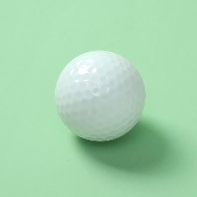 샤이닝 LED 발광 골프공 야간라운딩 형광골프공