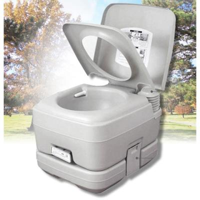[RN] 캠핑용 휴대용 화장실 10L/수세식 이동식변기