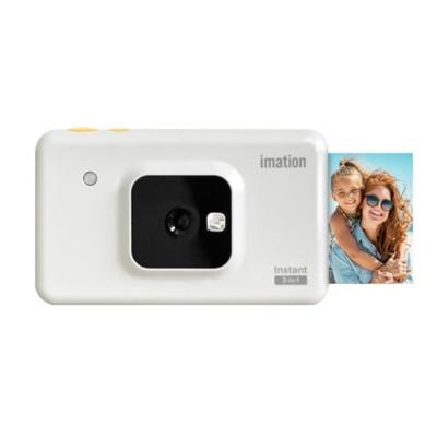 휴대용 즉석카메라 포토프린터 CU-T C210 화이트