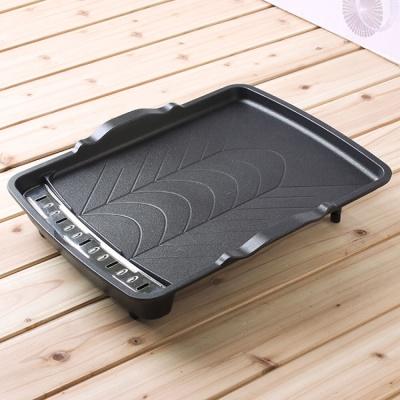 롯데 이라이프 삼겹살 구이팬(32cm)