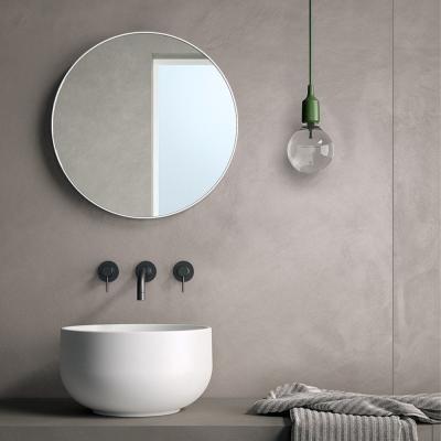 이태리 게디 히스토릭 컬렉션 화이트 원형거울