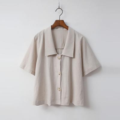 Do Linen Short Shirts