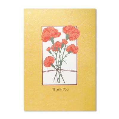 홀마크 감사 카드(꽃4)-KED3056
