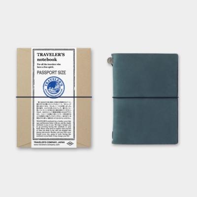 트래블러스노트 패스포트 사이즈 (Blue)