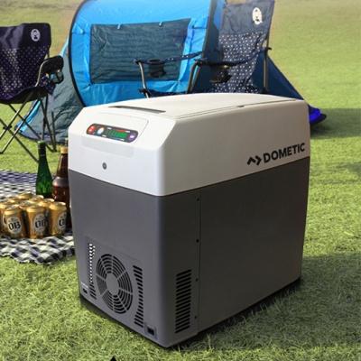 도메틱 AC DC 겸용 캠핑용 21L 냉온겸용 냉장고 TC-21