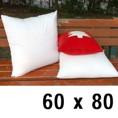 [콩지] 폴리에 극세사 항균 베개솜 60x80