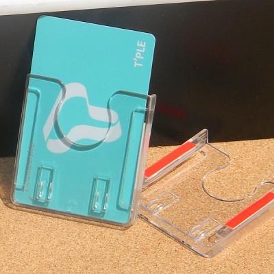[Union PLUS] 자동차 앞유리에 부착하여..유니온 주차권/카드 케이스 HC20-8