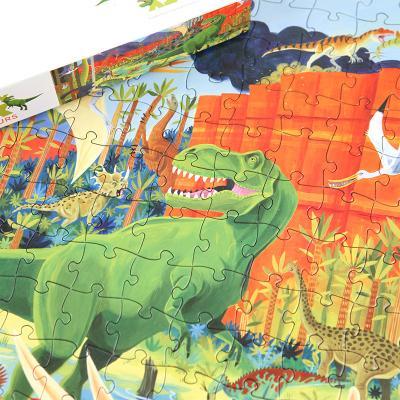 공룡 300피스 포스터 퍼즐 / 5세이상