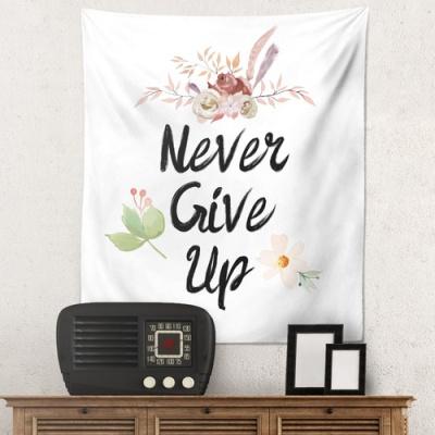 [헬로우아티스트] Never give up 태피스트리 TAR32