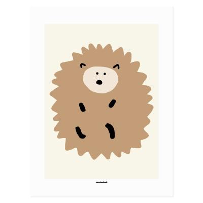 [카멜앤오아시스] 3,2,1 Cue! 고슴도치 포스터