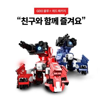 GJS ROBOT GEIO 지오 코딩 배틀로봇 1+1 패키지