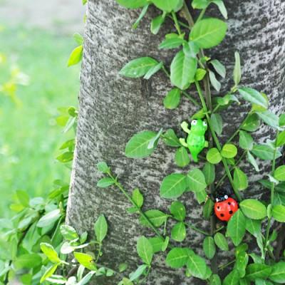 숲 속의 곤충 친구들-4종 세트 /동물/자연/탐구/생활/과학/완구/장난감/악세사리/풀백