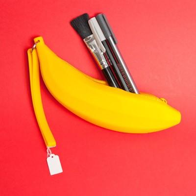 말랑말랑 리얼 바나나 필통