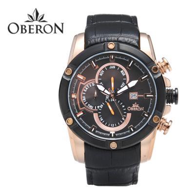 오베론 남성시계 OB-912 RGBK