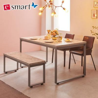 [e스마트] 스틸마블 4인용 식탁테이블 1200x800