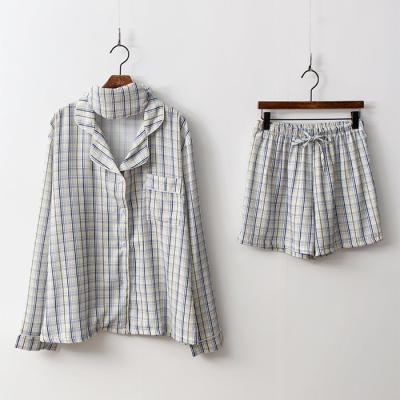 Classic Pajama Set - 안대포함