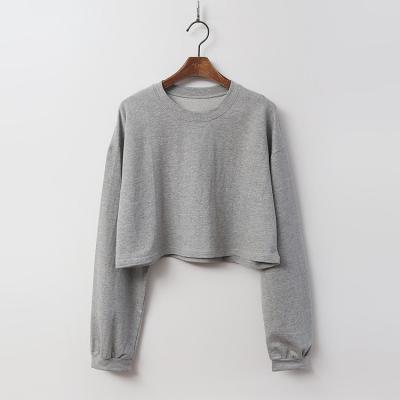 Day Crop Sweatshirt