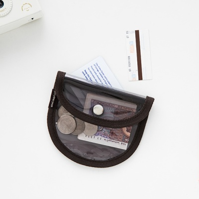 코이 BUTTON CARD WALLET