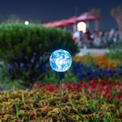 LED 가든램프 정원등 /태양광충전/멀티컬러 LCSS961