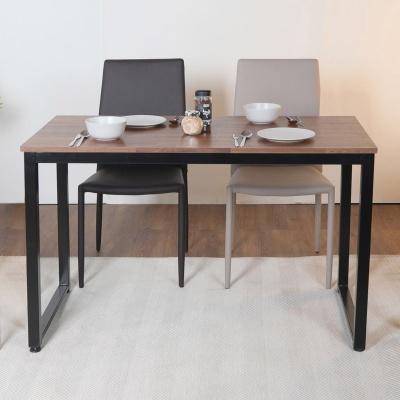 포스티 식탁 세트A 1200 + 의자 2개포함
