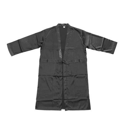 실키나잇 남성 잠옷가운 (블랙) (XL)
