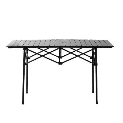 알루미늄 캠핑테이블 휴대용 야외 접이식테이블
