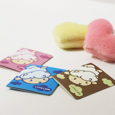 Little lamb 미니카드 (3장세트)