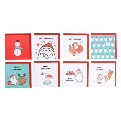 1000 크리스마스 카드1