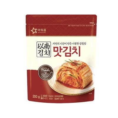 [아워홈] 이남김치 맛김치(200g)