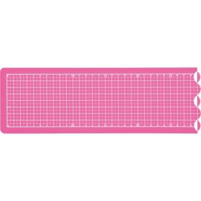 [나카바야시] 접이식커팅매트A2 1/4 핑크 [개/1] 376832