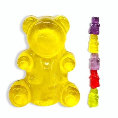 수제간식 왕 곰돌이 젤리 키트 만들기