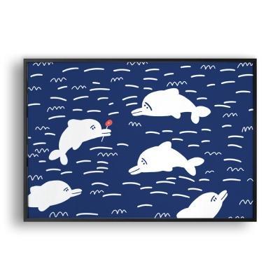 돌고래 친구들