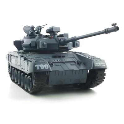 1/18 BB탄 슈팅탱크 RC Russia T90(YAK112003GY)