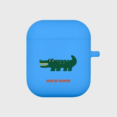 Crocodile-blue(Air Pods)