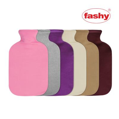 [Fashy]독일생산 파쉬 보온 물주머니/핫팩_면쭈리커버