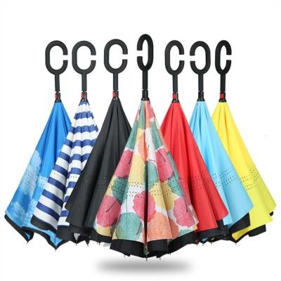 거꾸로우산 튼튼한장우산 대형 접이식 큰 예쁜 특이한