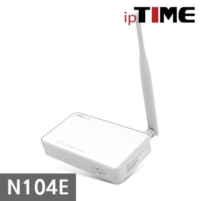(아이피타임) ipTIME N104E 유무선공유기